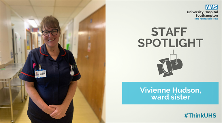 Vivienne staff spotlight header